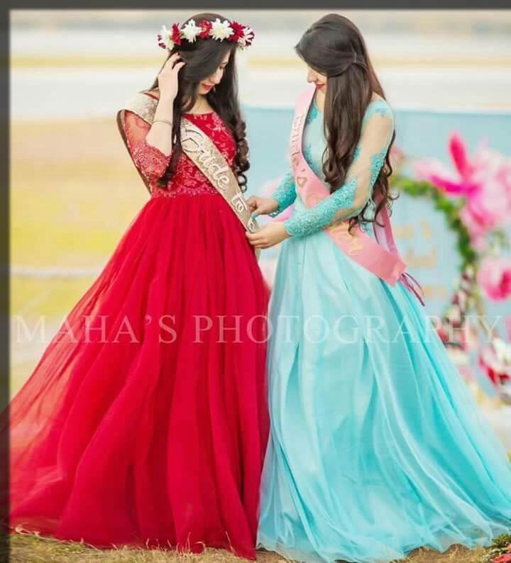 beautiful bridal shower gowns
