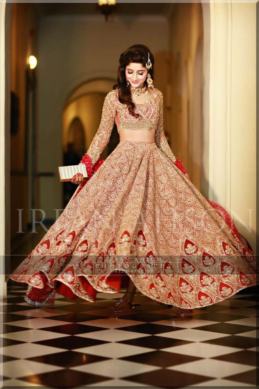 faraz manan bridal dress
