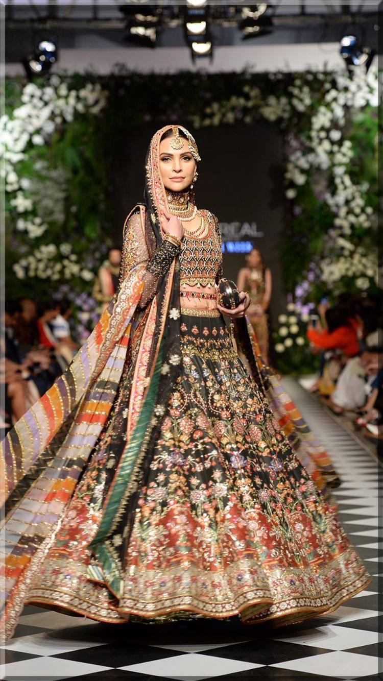 Nomi Ansari Latest Pakistani Bridal Dresses