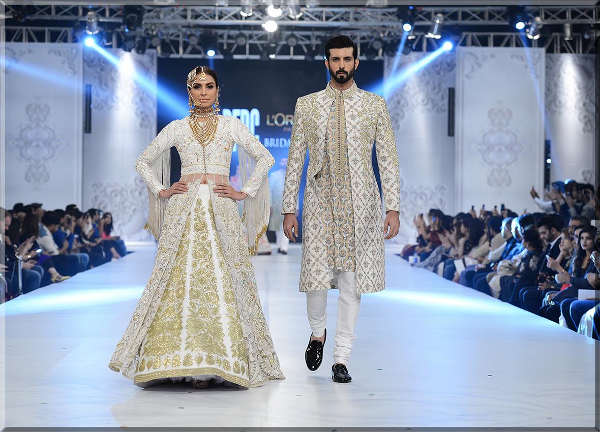 Nomi Ansari Wedding dresses