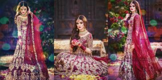 Indian Bridal Dresses Latest Collection For Wedding