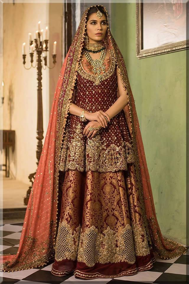 zainab chottani Pakistani Bridal Dresses