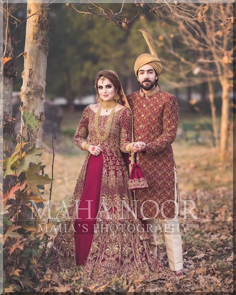 Bride And Groom Wedding Dresses 2020 Latest Designs And Trends