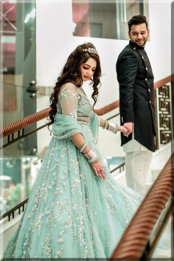 beautiful engagement dresses
