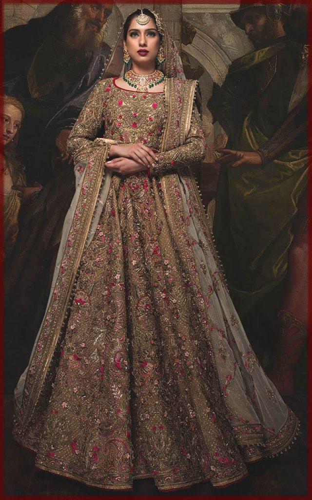 fahad bridal barat collections