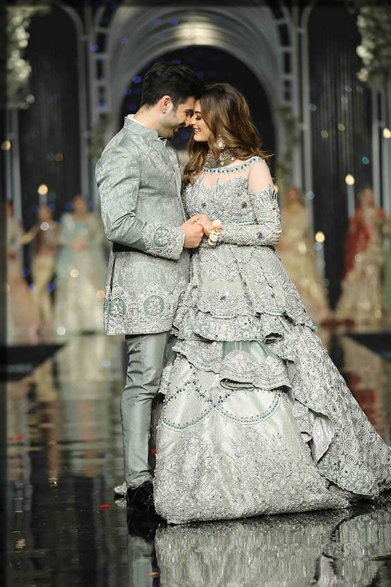 amazing dress for walima function