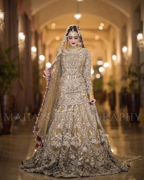 perfect indian wedding dress for brides