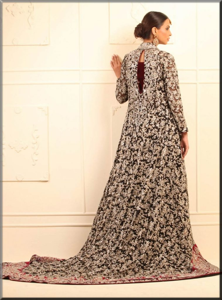 unique and latest dress for bride 2020
