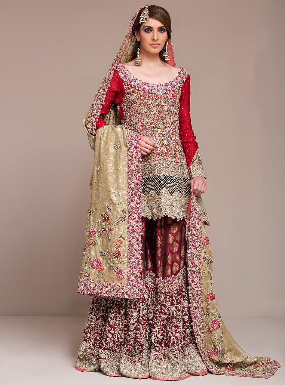 best bridal barat dresses