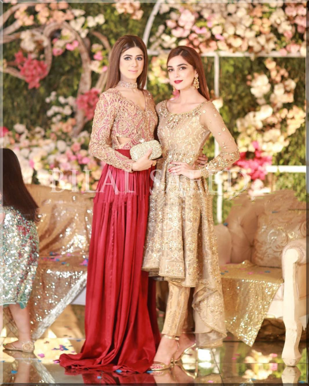 stunning walima wears for bridesmaid