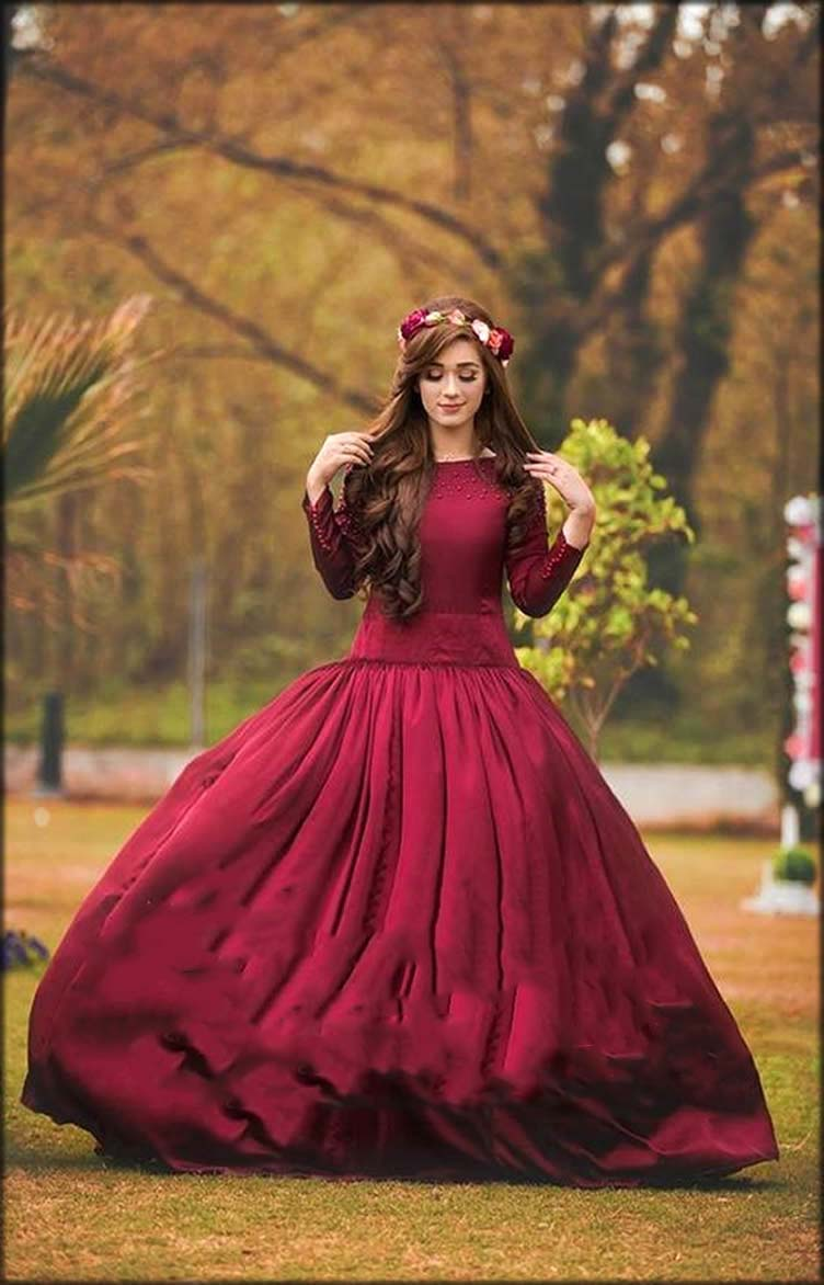 Beautiful Dress For Bride To be