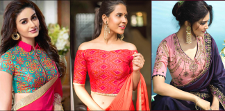 Indian Women Blouses Collection 2021 You'll Love To Wear