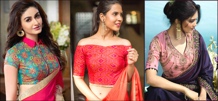 Best Women Blouses Collection You'll Love To Wear