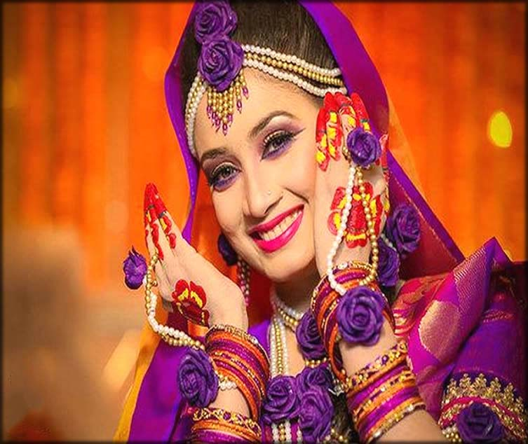 Bridal Bangladeshi Mehndi Designs