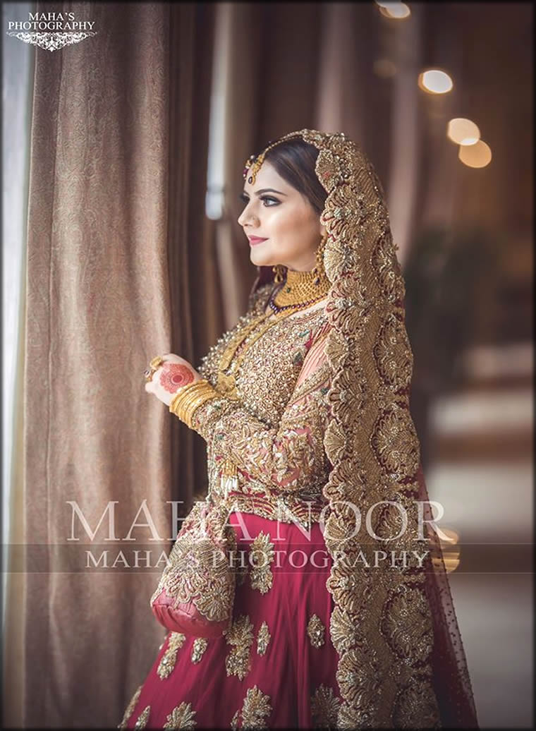 Bridal Mehndi Charm In Pakistan
