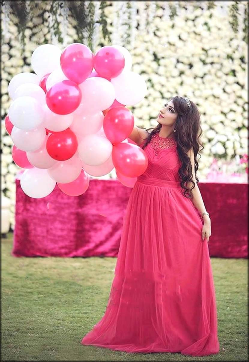 Bride To Be With Balloon