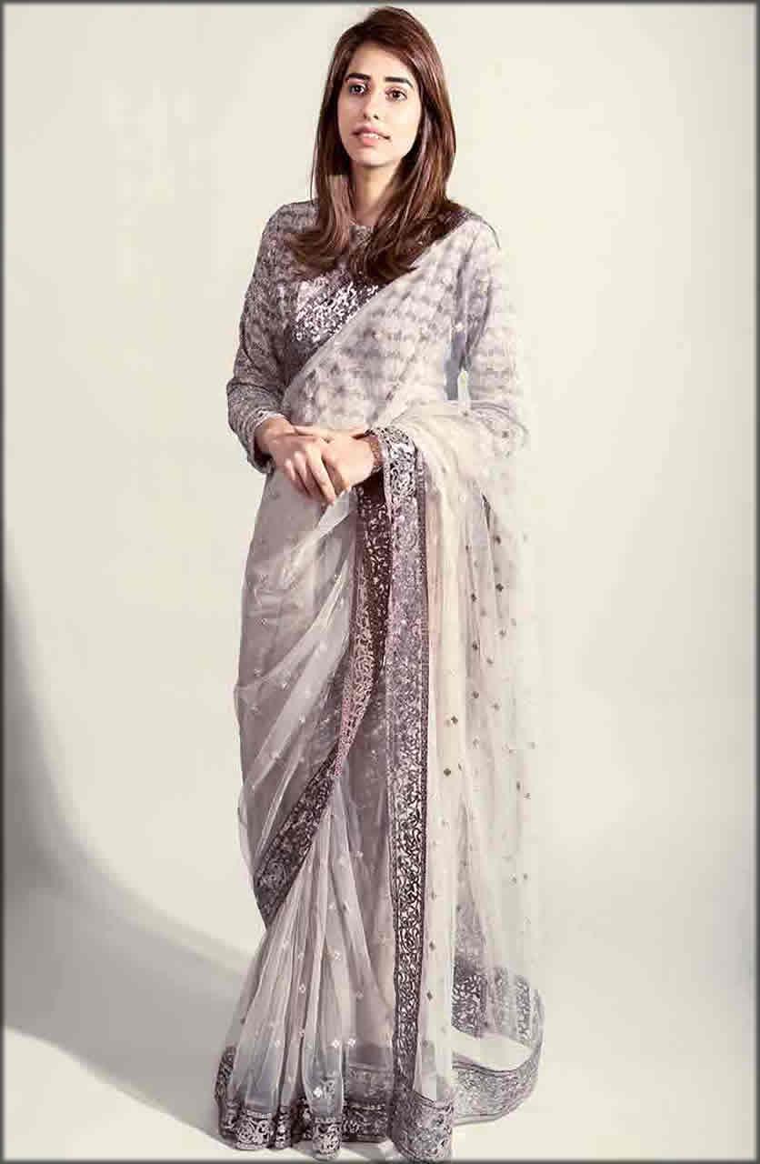 Eid Special Pakistani Saree Designs
