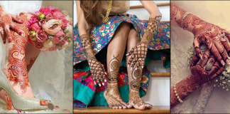 Lovely Turkish Mehndi Designs 2021 Collection for Brides and Kids