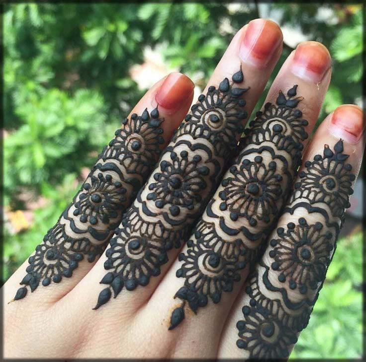 Sly mehndi designs 2020 for teenagers