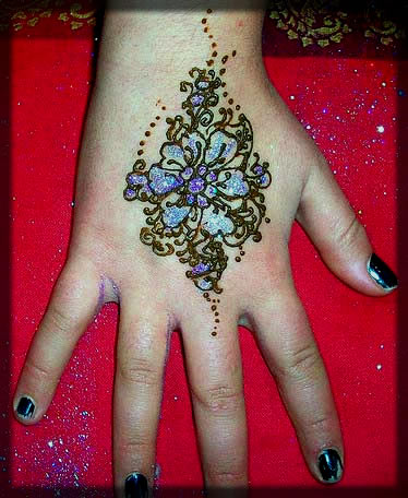 superb henna collections for kids