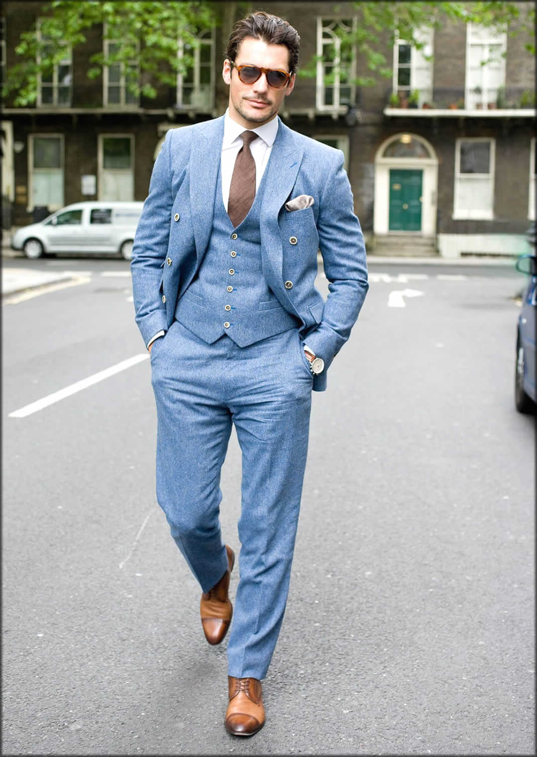 Groom to be Suit up Style