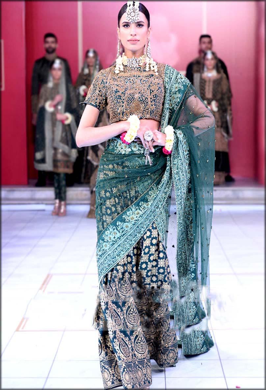 HSY Bridal Saree Collection