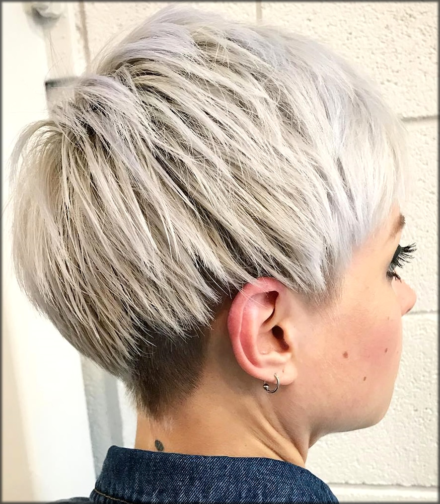 Hottest Pixie Stylish Cut Hairstyles
