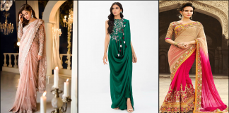 Latest Saree Collection 2020 For Indian and Pakistani Women