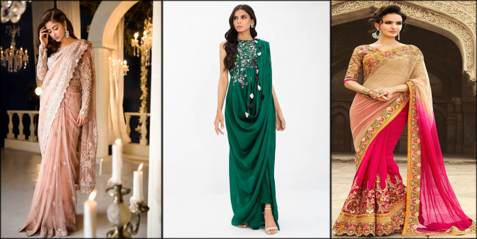 Latest Saree Collection For Modern Women