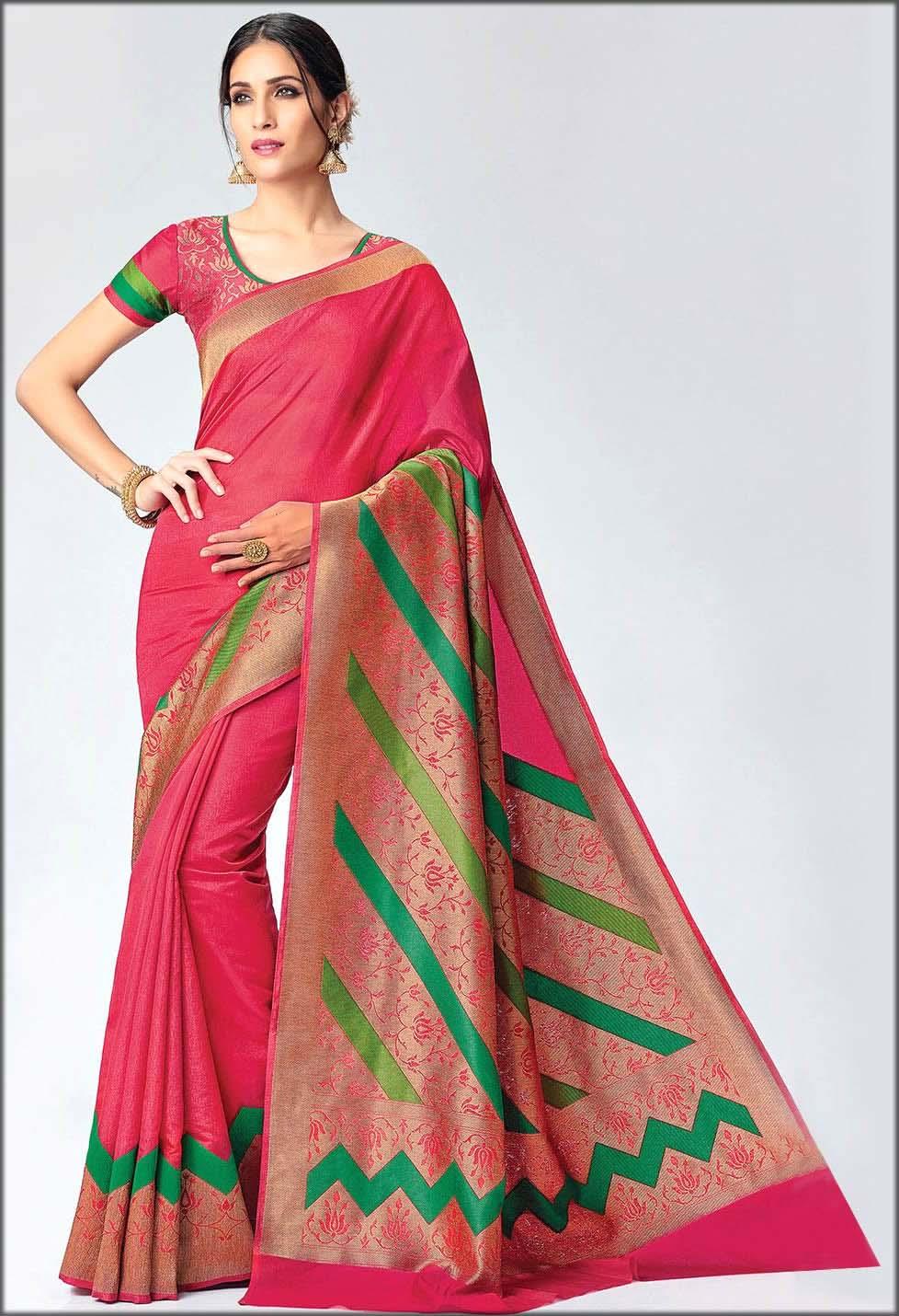 Unique Sarees Collection For Women