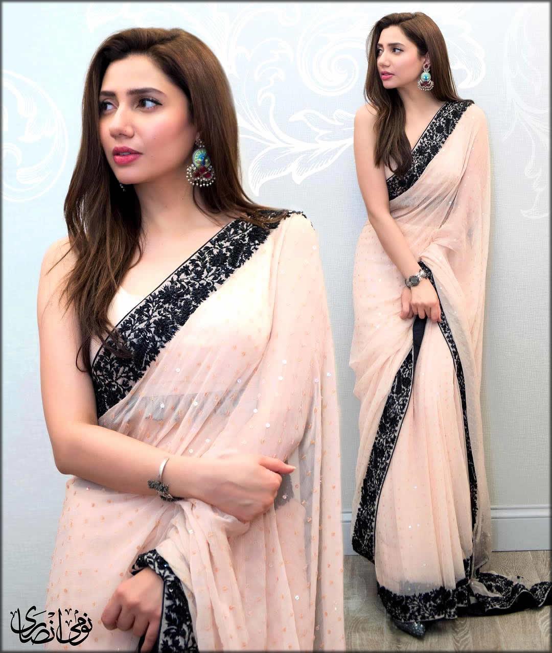Maira Khan With Nomi Ansari Collection