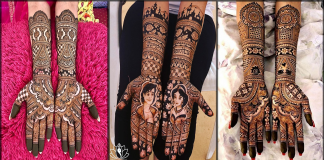 Bridal Mehndi Designs Collection For Full Hands