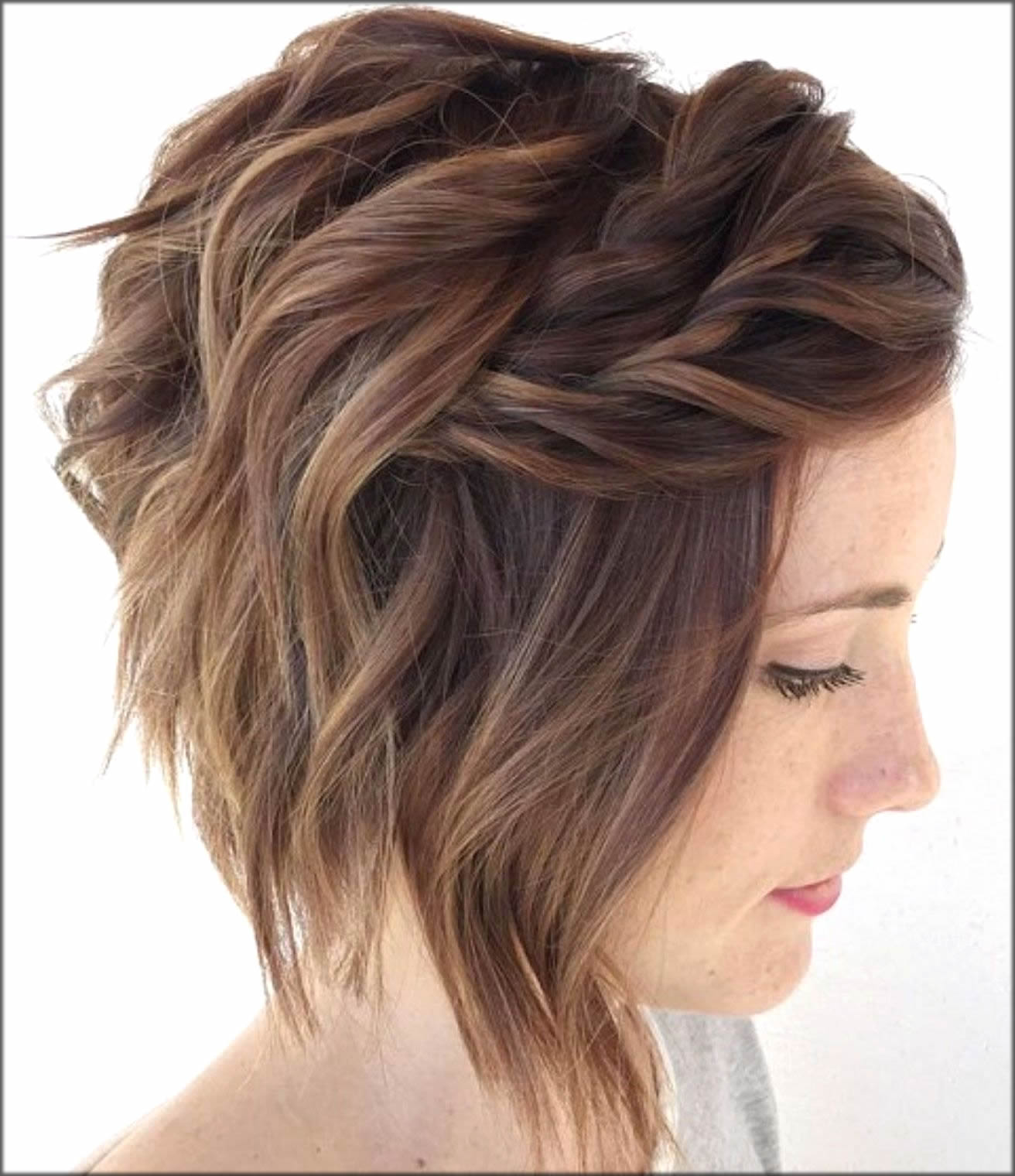 Mind Blowing Twists Short Haircuts And Hairstyles for Fine Hair
