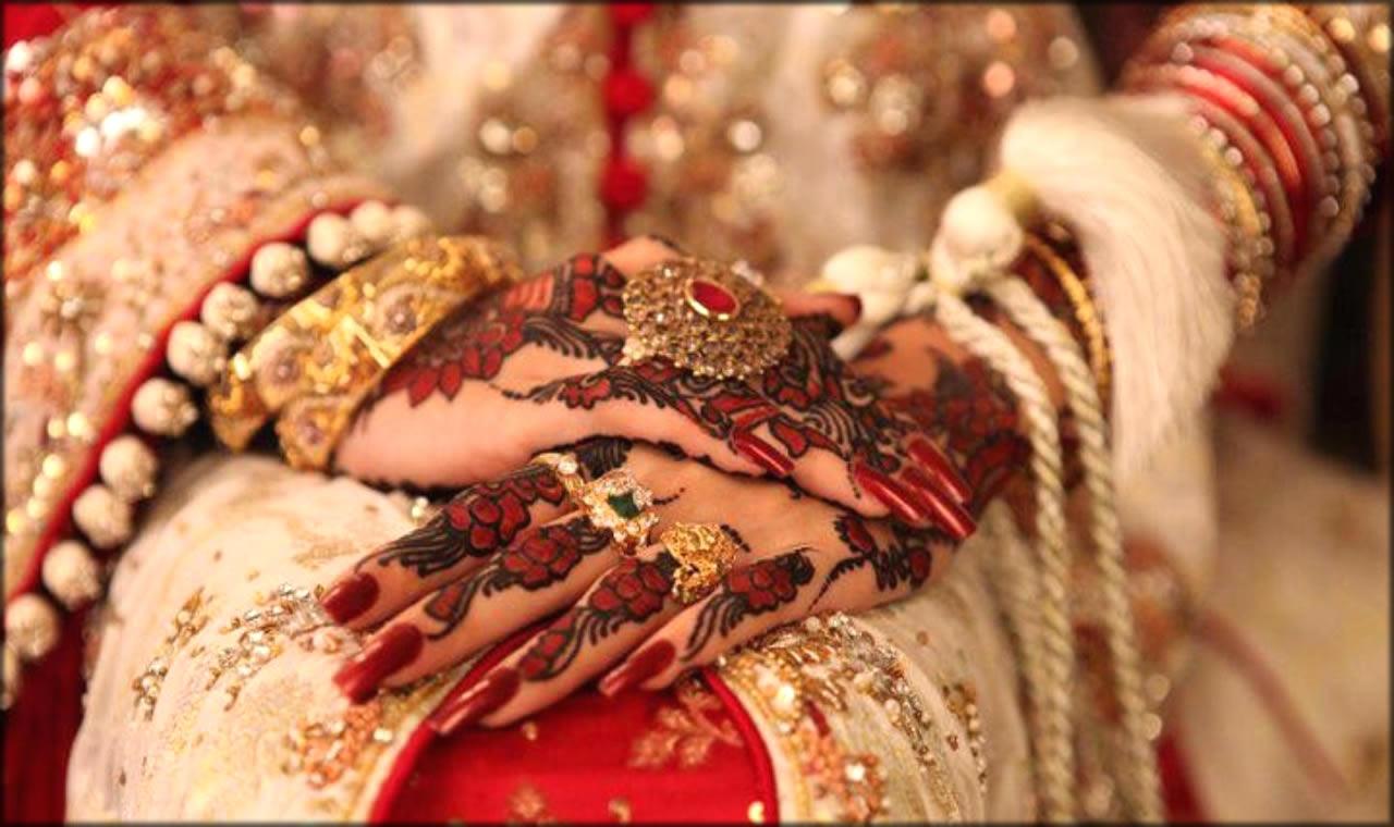 New Full Filed Mehndi Designs For Bride