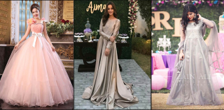 Pakistani Bridal Shower Dresses Trends and Ideas For Bride-to-be