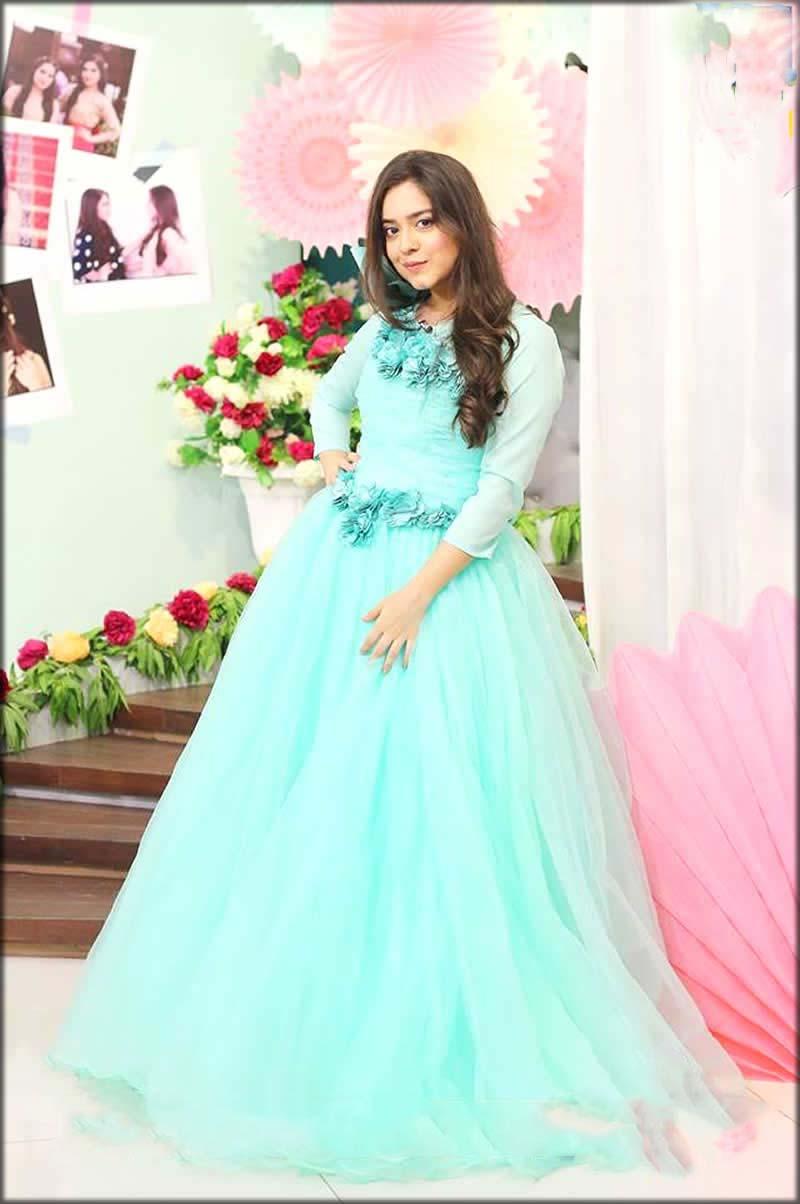 Pakistani Bridal shower Dresses