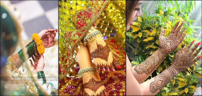 Pakistani Mehndi Designs The Sign Of Beauty