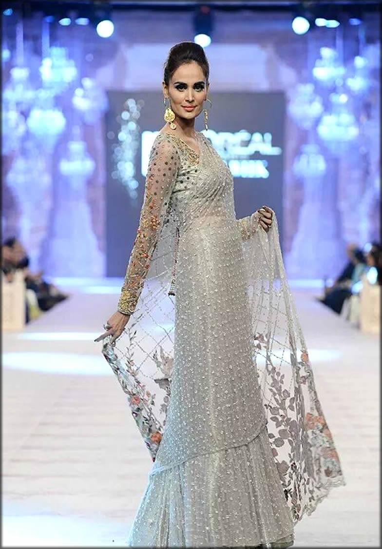 Pakistani Wedding Dress By Sania