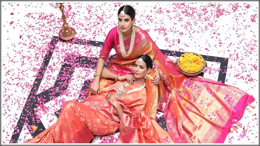 Pure Banarasi Latest Saree Collection For Women