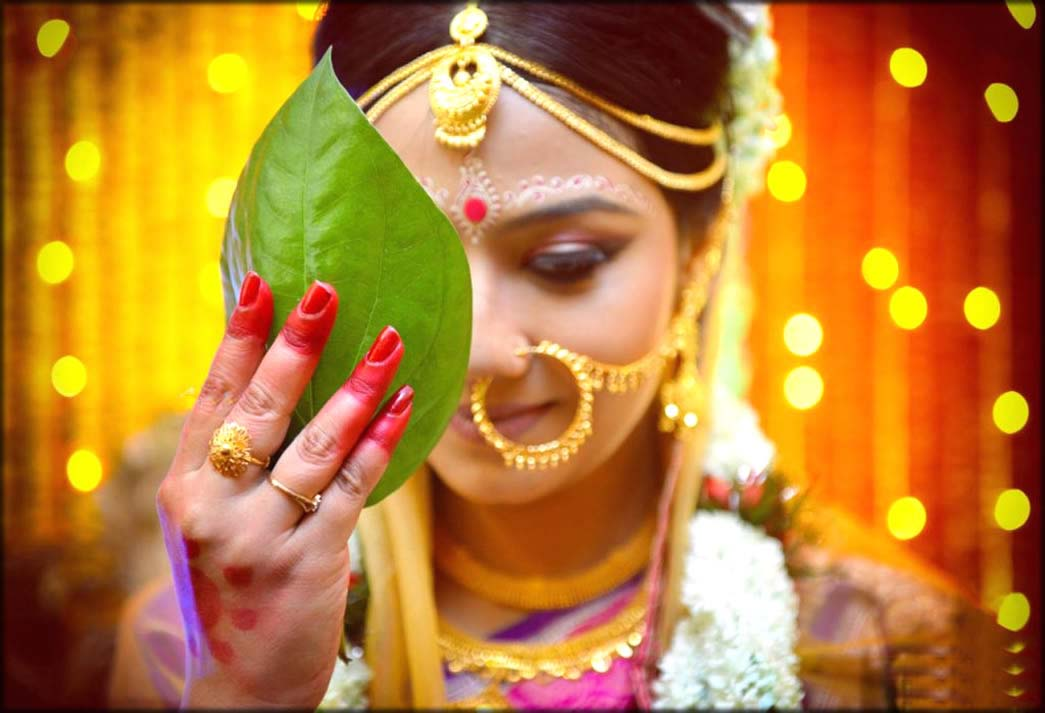 Traditional Bangladeshi Mehndi Designs Alta For Hands