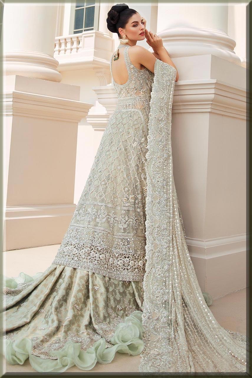 gladiolus Bridal Walima dresses