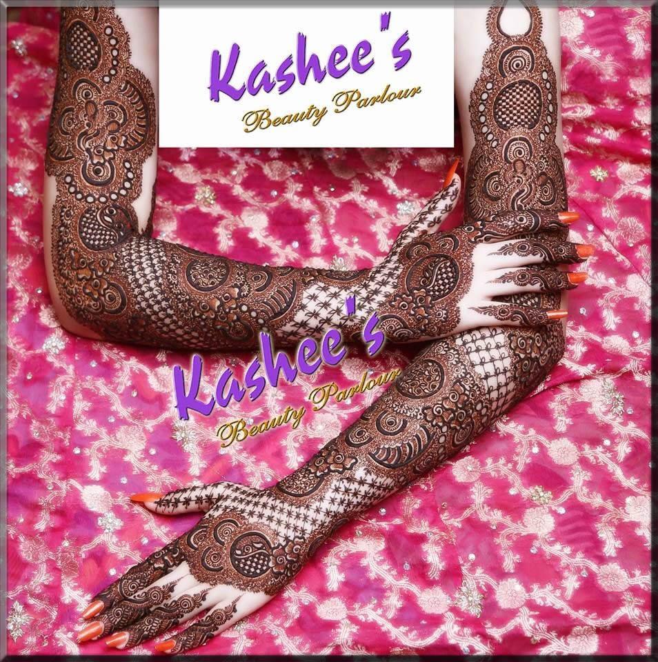 good-looking kashee's mehndi designs
