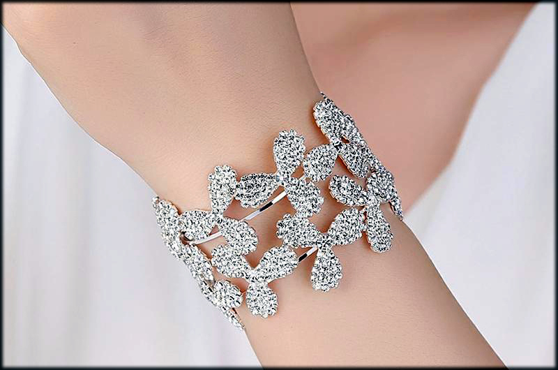 bridal wear bracelet