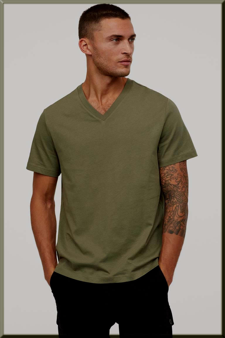 attravtive t shirts for youngmen