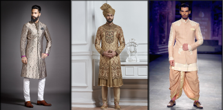 Latest Men Wedding Sherwani Collection By Top Designers 2021