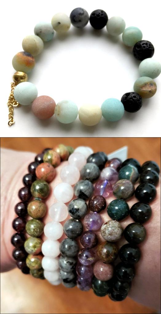 gemstones stunning bracelets for girls