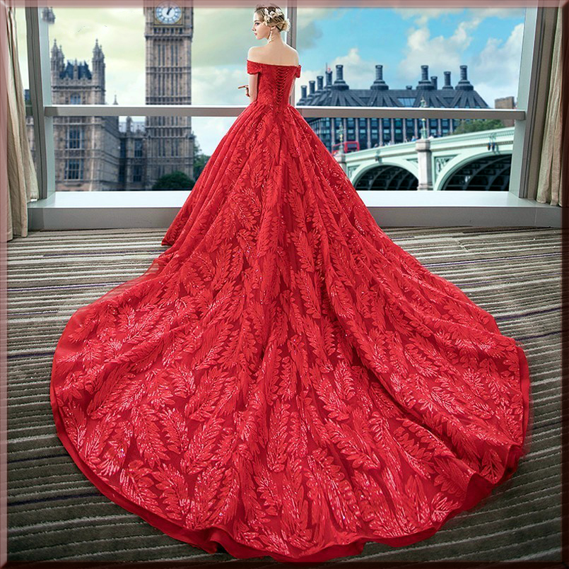gorgeous red dress for Valentines day ideas