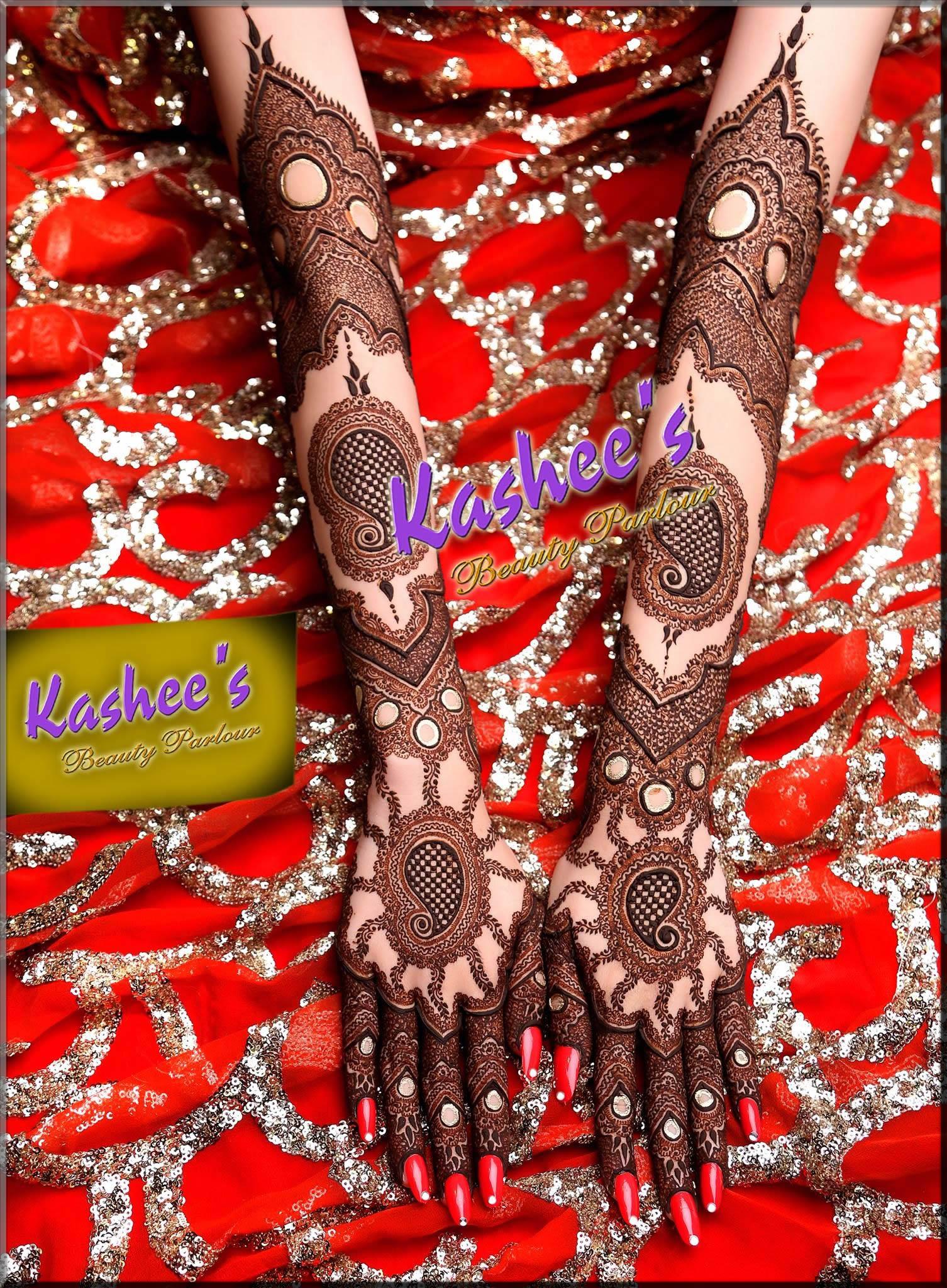 adorable kashee's mehndi designs