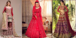 Bridal Barat Dresses Best Collection 2021 for Your Special Day