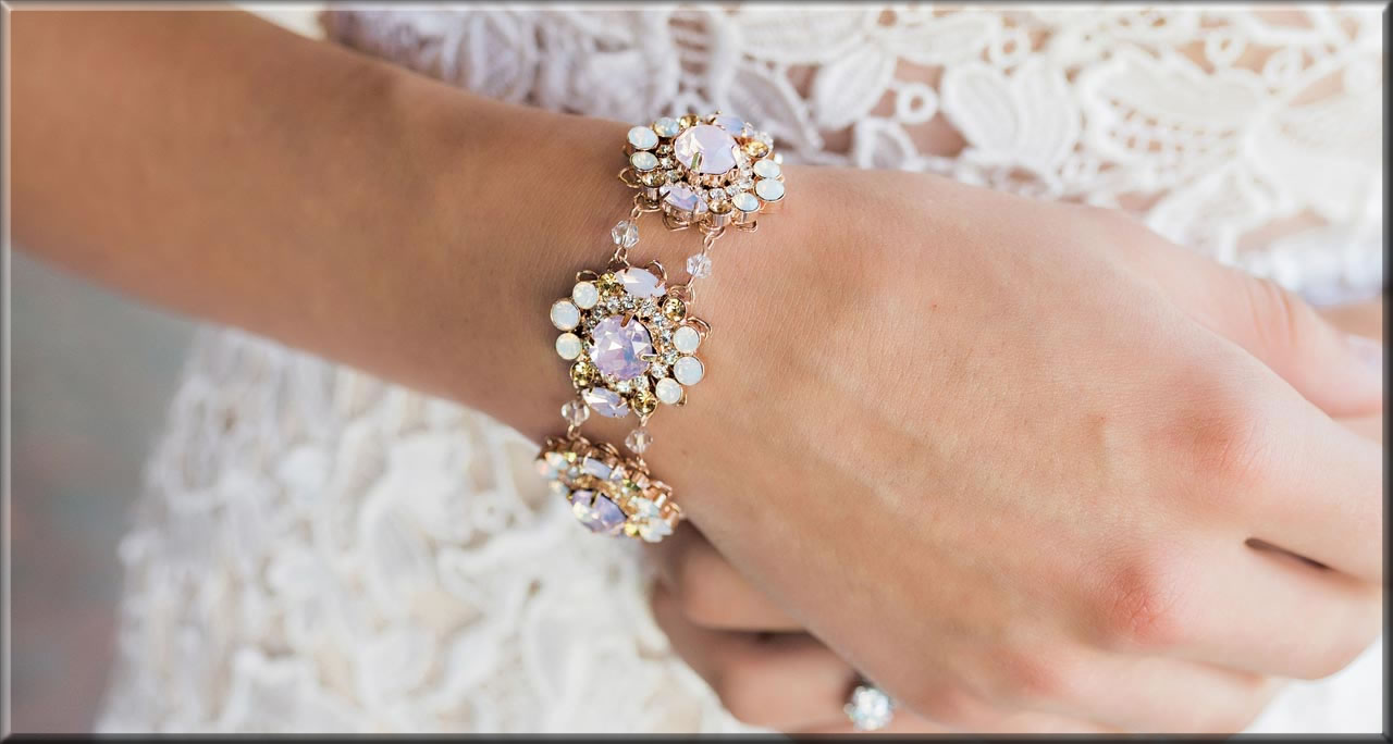latest bridal bracelet collections